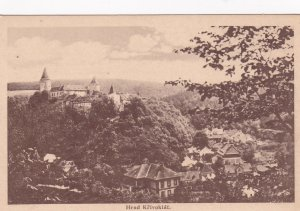 CZECH REPUBLIC, 1910-20s; Hrad Krivoklat, Křivoklat Castle