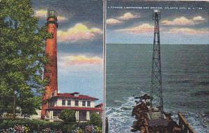 Absecon Lighthouse and Beacon Atlantic City New Jersey