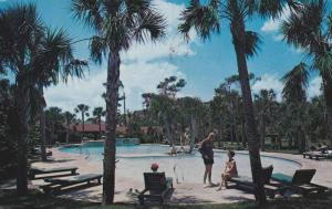 Swimming Pool , El Rancho Resort Motor Lodge , MYRTLE BEACH , South Carolina ...