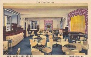 Missouri St Louis New Hotel Jefferson The Rendez Vous