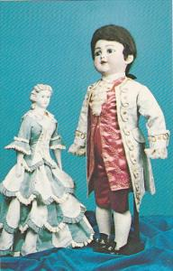 Customed Dolls From Erin Kohn Doll Gallery of The Columbia Museum of Art