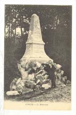 Camp de Conlie, Le Monument, France, 00-10s
