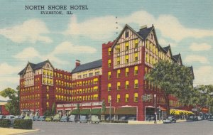 North Shore Hotel , EVANSTON , Illinois , 1955