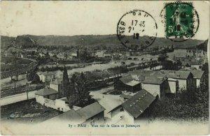 CPA Pau vue sur le Gave et Jurancon FRANCE (1124761)