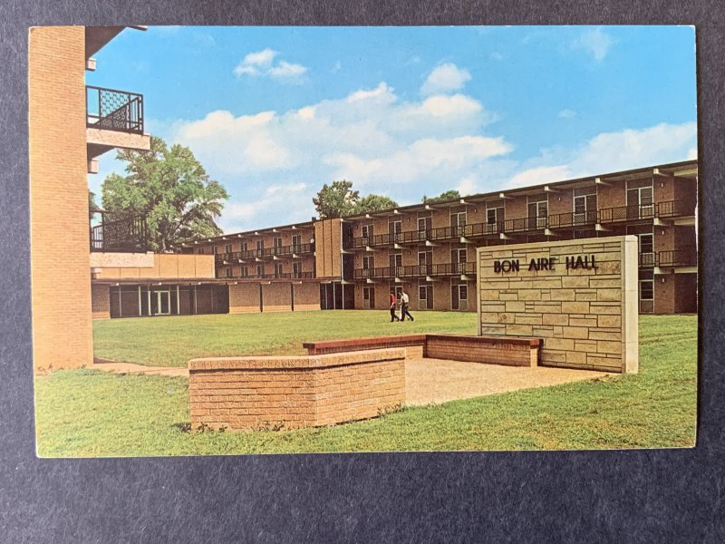 Northeast Louisiana University Monroe LA Chrome Postcard H1175093818