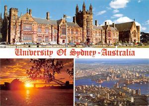 Sydney Australia University of Sydney Sydney University of Sydney