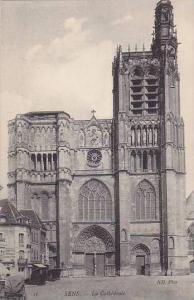 La Cathedrale, Sens (Yonne) France, 1900-1910s