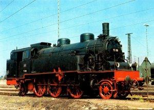 German Trains Baureihe 75 Personenzug-Tenderlokomotive Baujahr 1920 Krupp Sta...