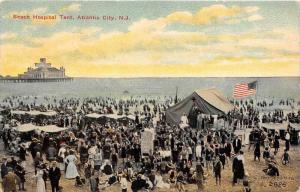 8582   NJ Atlantic City    Beach Hospital Tent