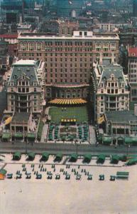 Hotel Dennis, ATLANTIC CITY, New Jersey, 40-60's