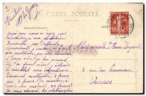 Old Postcard The The Little Singers of Paris Rue Lecourbe Paris Summer Camp has