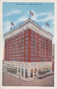 New York Birmingham The Tutwiler 1936