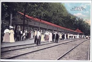 Ontario & Western Station, Sylvan Beach NY