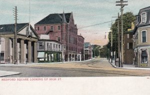 MEDFORD , Mass. , 00-10s ; High Street