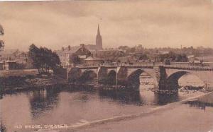 England Chester Old Bridge