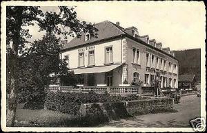 luxemburg, MERSCH, Hotel du Müllerthal (ca. 1939)