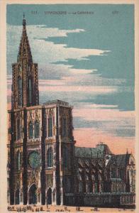 STRASBOURG , France , 00-10s : La Cathedrale