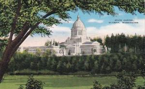 Washington Olympia State Capitol Building