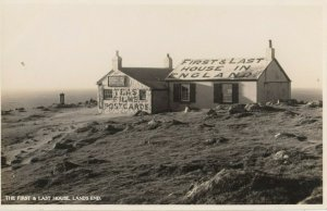 RP: First & Last House, Lands End , UK , 1910-30s