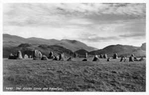 English Lake District, The Druids Circle and Helvellyn, Sincere Greetings