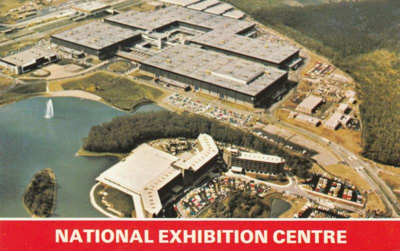 SOLIHULL, England, UK, PU-1984; National Exhibition Centre