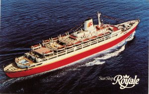 Premier Cruise Lines - Star Ship Royale
