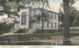 Glen St. School Farmington NH 1921