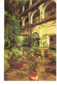 Postal 046913 : Cartagena - Colombia. Convento de San Pedro Claver. Patio