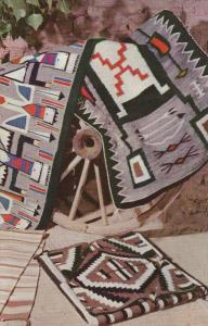 NEW MEXICO, 1940-1960's; Navajo Rugs