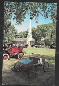 Michigan, Greenfield, Old Car Festival, mailed in 1966