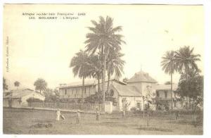Afrique Occidentale- Guinee, L'Hopital, Konakry, Guinea, 1900-1910s