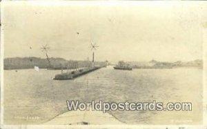 Gatun Locks Republic of Panama Unused