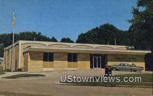 US Post Office Plattsmouth NE Unused