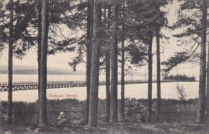 Pier, Badhuset, Rättvik, Sweden, 1900-1910s
