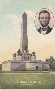 Illinois Springfield The Lincoln Mausoleum