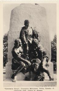 ORILLIA , Ontario , 1939 ; Champlain Monument Group