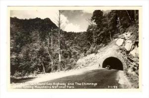 RP  Tunnel, Newfound Gap Highway,Great Smokey Mts National Park,  30-40s