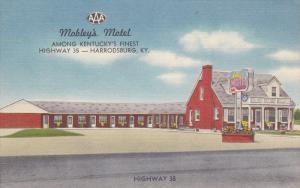 Mobley's Motel , HARRODSBURG , Kentucky , 30-40s