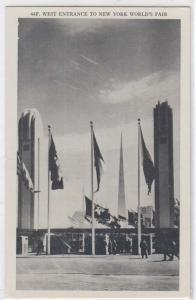 1939 NY Worlds Fair, West Entrance