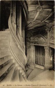 CPA  Blois - Le Cháteau -Escalier Francois Ier  (Intérieur)  (294370)