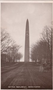 RP: Battle Monument , BENNINGTON , Vermont , 00-10s