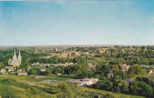 Skyline , MEDICINE HAT , Alberta , Canada , 50-60s