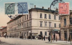 Košice , Slovakia , PU-1932 ; Stefanikova kasaren