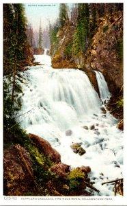 Yellowstone National Park Keppler's Cascades Fire Hole River Detroit Pub...
