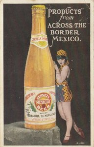 MEXICO, 1910-20s ; CERVEZA Mexicali Beer , Poster Art