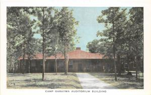 Clinton Mississippi~Camp Garaywa Auditorium (MS Woman's Missionary Union)~1950s