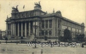 Le Musee Royal Anvers, Belgium 1908