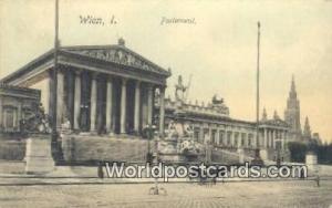 Wien, Vienna Austria, Österreich Parlament  Parlament