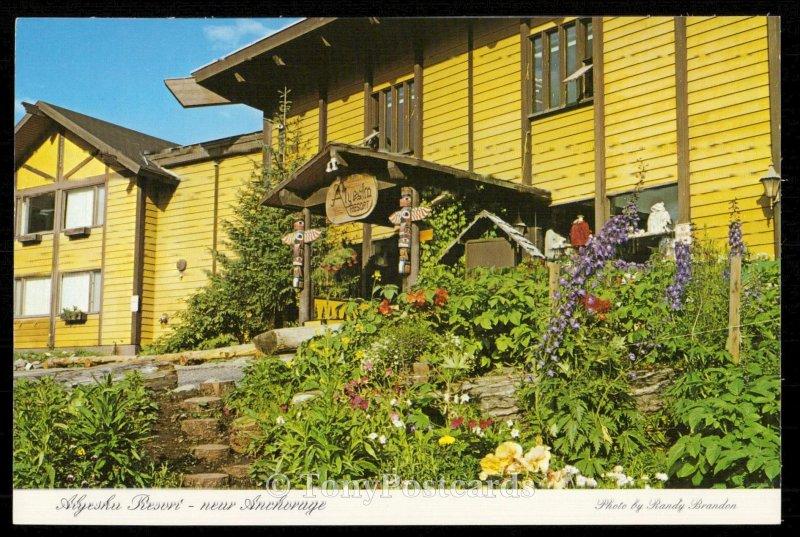 Alyeska Resort near Anchorage