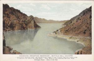Shoshone Irrigation Reservoir Yellowstone National Park